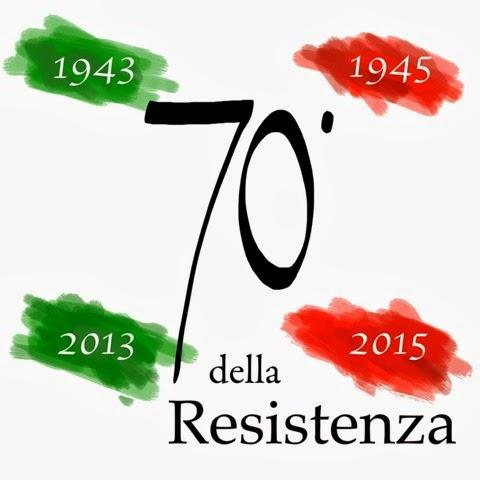 70' anniversario della Resistenza