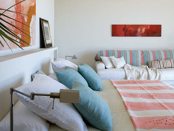 Dormitorios de verano