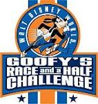 Goofy Challenge-January 2012