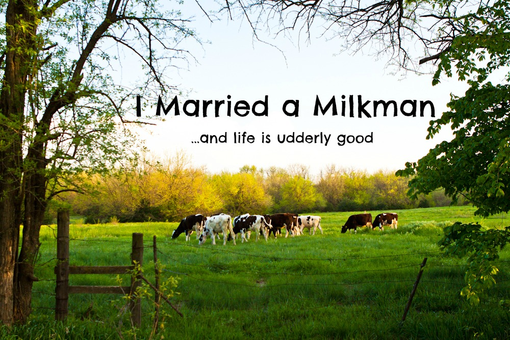 I Married a Milkman