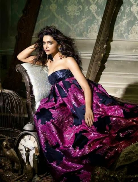 Deepika Padukone in Vogue India Magazine 2