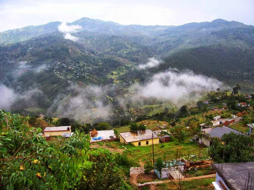 Hill Station in Almora