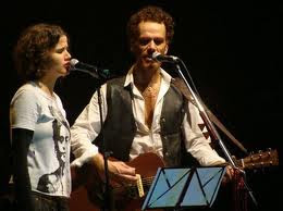 Nando Reis e Ana Cañas
