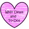 WNY Deals & To-Dos