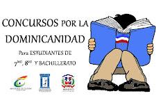 CONCURSOS POR LA DOMINICANIDAD 2016