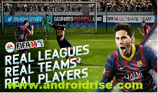 FIFA 14 by EA SPORTS™ Android Game Download,
