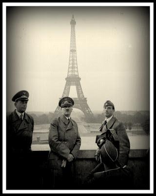 rendicion francesa hitler en paris