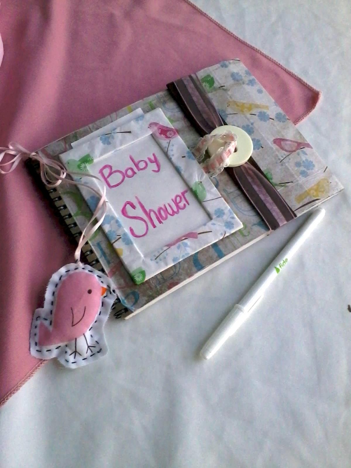 Baby shower juegos el detalle que hace la diferencia - Detalles para baby shower ...