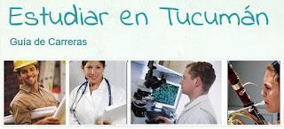 Guía de Carreras en Tucumán