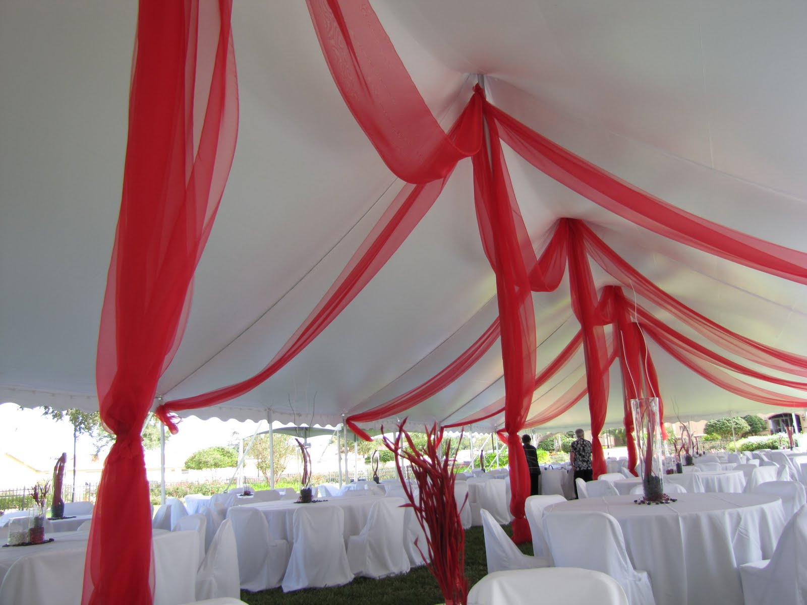 party people event decorating company: southeastern university