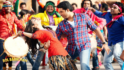 Bol Bachchan HD Wallpapers - Starring Abhishek Bachchan, Hot Prachi Desai