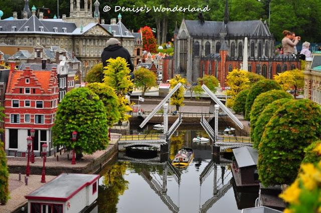 Madurodam, the Miniature Park of the Netherlands