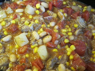 Crock Pot Brunswick Stew