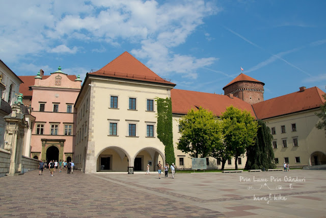 city-break-krakow-wawel-fortification