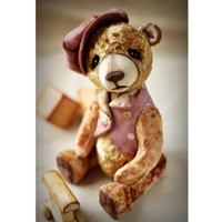 Игрушки, Мишки Тедди рукодельные блоги хэндмейд