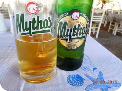 Bere greceasca Mythos