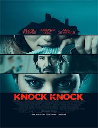 Knock Knock (El lado oscuro del deseo) (2015) [Vose]
