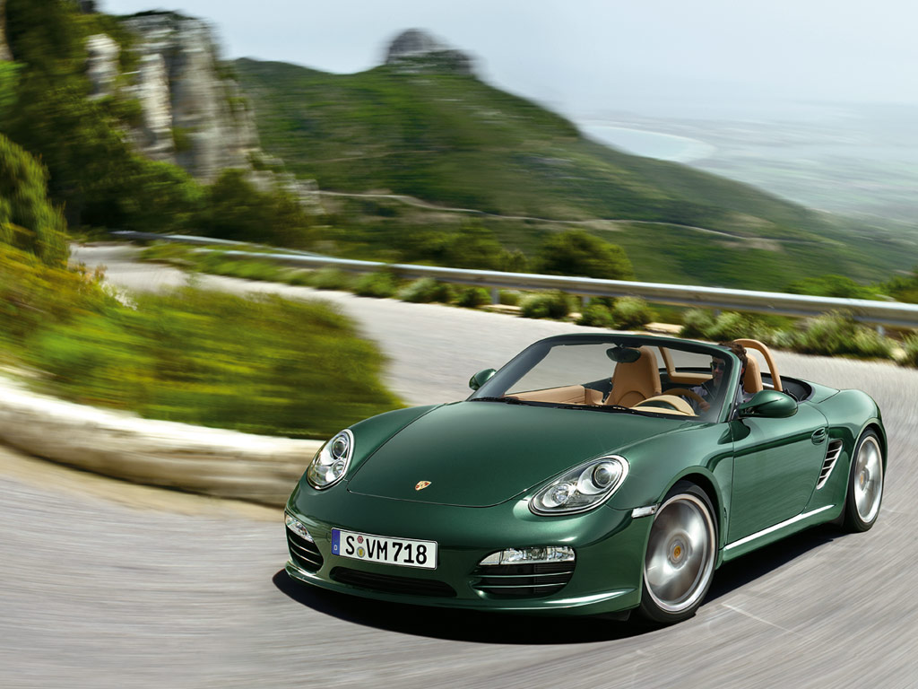 The Boxster Is Porscheu0027s First Road Vehicle To Be Originally Designed As A  Roadster Since The 550 Spyder.