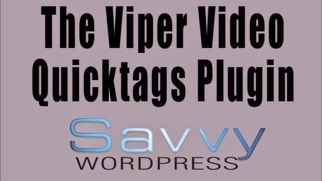 Vipers Video Quicktags