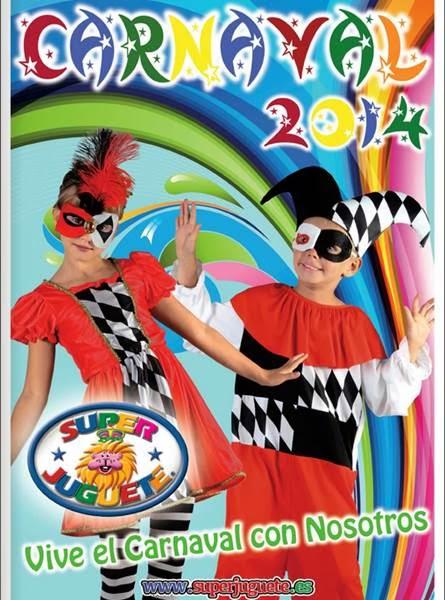 superjuguete disfraces de carnaval 2014
