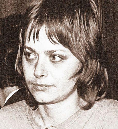 Ulrike Meinhof y la Fraccion del Ejercio Rojo Ingrid+raf