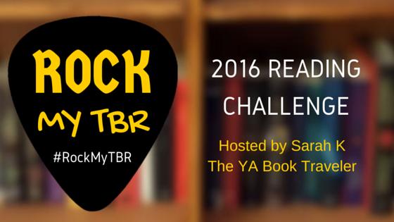 Rock my TBR 2016