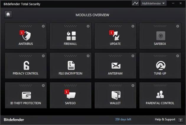 Bitdefender Total Security 2014 Download Blogspot - comptudown