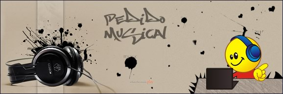 PEDIDO MUSICAL
