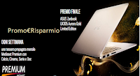 Immagine Vinci concorso gratuito tessere prepagate Mediaset 1 Asus Zenbook