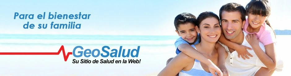 GeoSalud - Su Blog de Salud en la Web