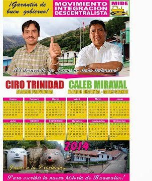 CIRO TRINIDAD Y CALEB MIRAVAL