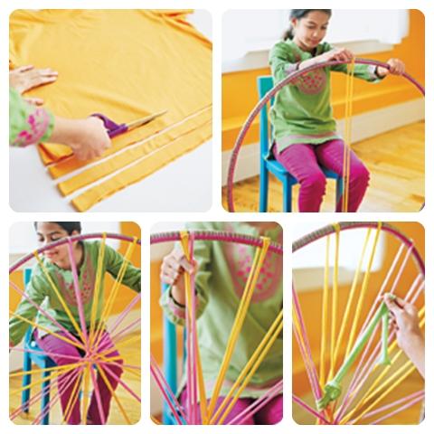 Actividades escolares ideas para hacer con retazos de telas for Alfombras de juegos para ninos
