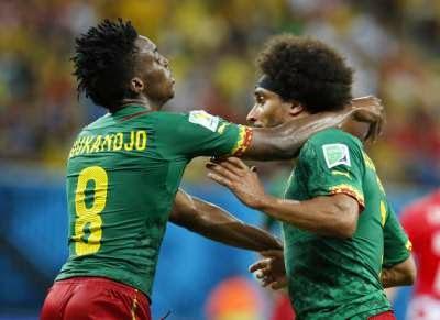 Assou-Ekotto explains headbutt