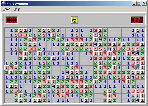 mineswweeper