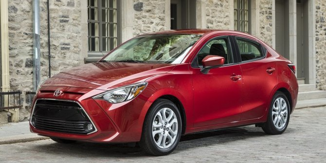 Toyota Yaris Sedan Version Was Present In 2016 Car Modification Trends