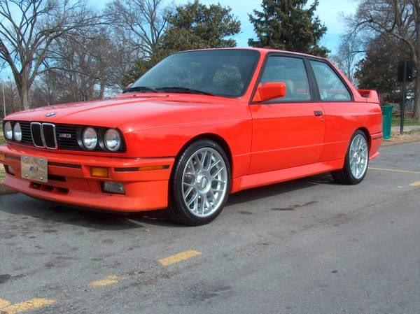 Hot Air Intake: 1988 BMW E30 M3 - Nashville, TN