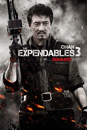 Jackie Chan The Expendables 3