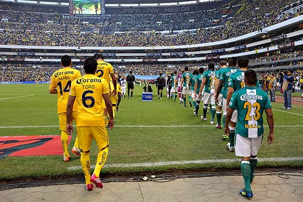 Liga MX - América vs León - En Vivo