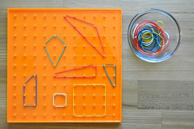 9 in. Geoboard | Geoboards | Math | Early Childhood Education ...