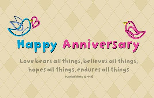 Kingdom of love happy th anniversary