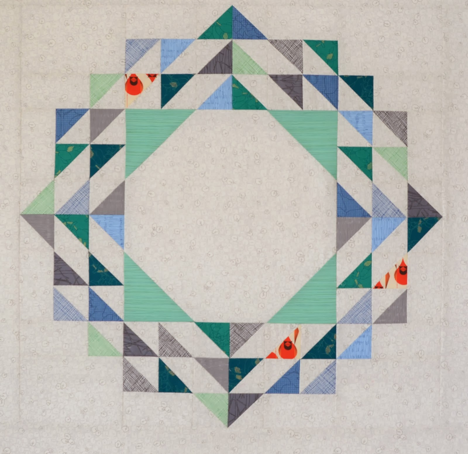 Hyacinth Quilt Designs: Hanging Around... : hyacinth quilt designs - Adamdwight.com