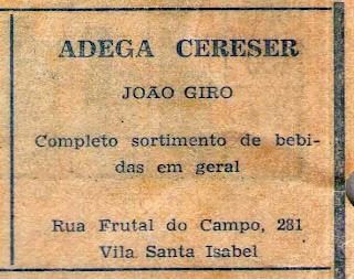 Vila Santa Isabel, Vila Carrão, Vila Formosa, Zona Leste de São Paulo