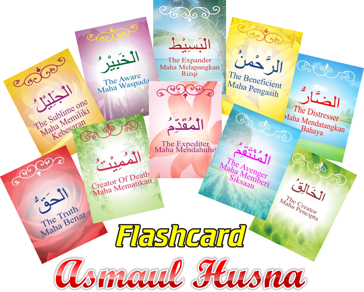 Free Download Flashcard Eksotisekitarku