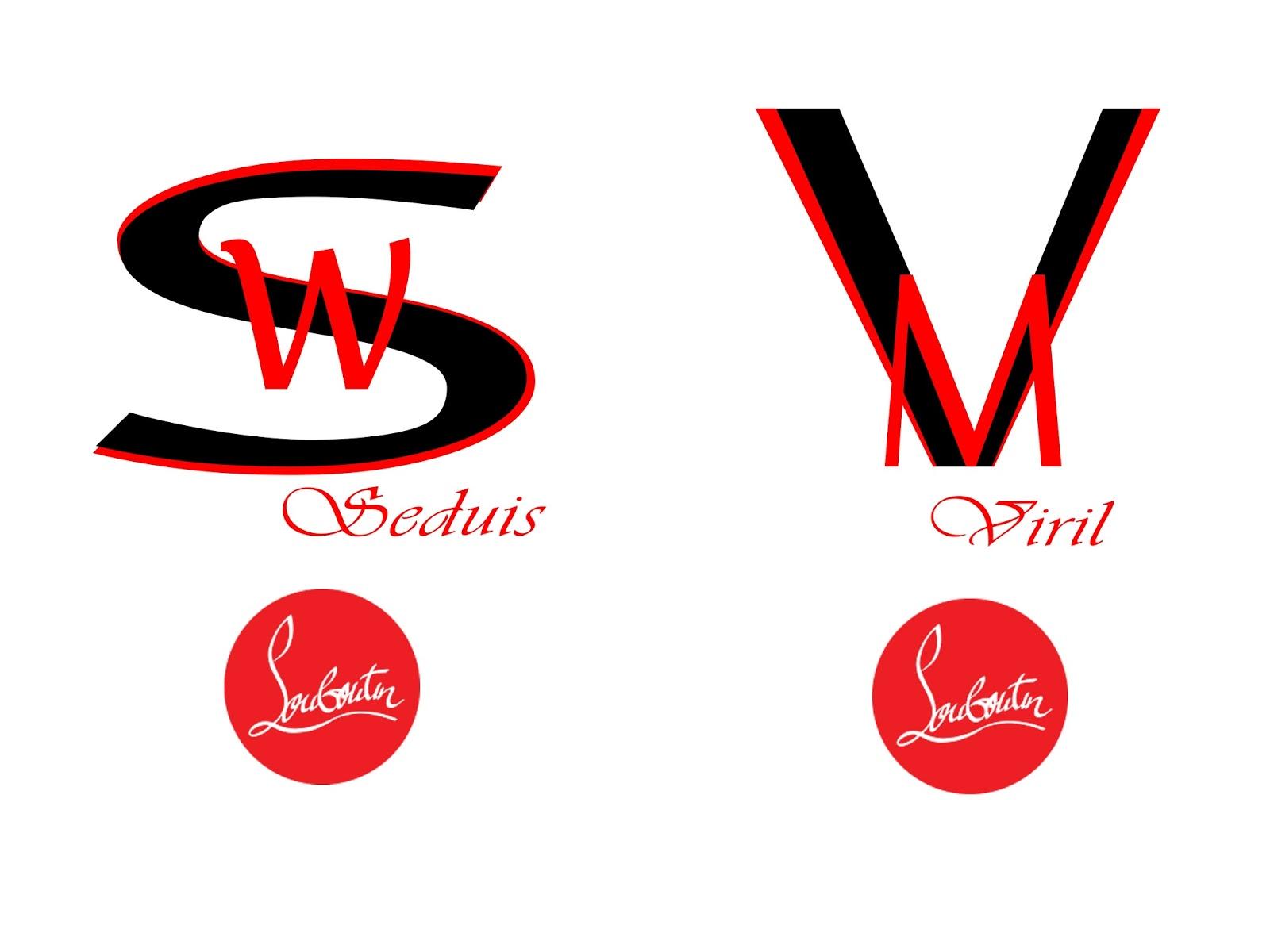 christian louboutin logo font - Bavilon Salon