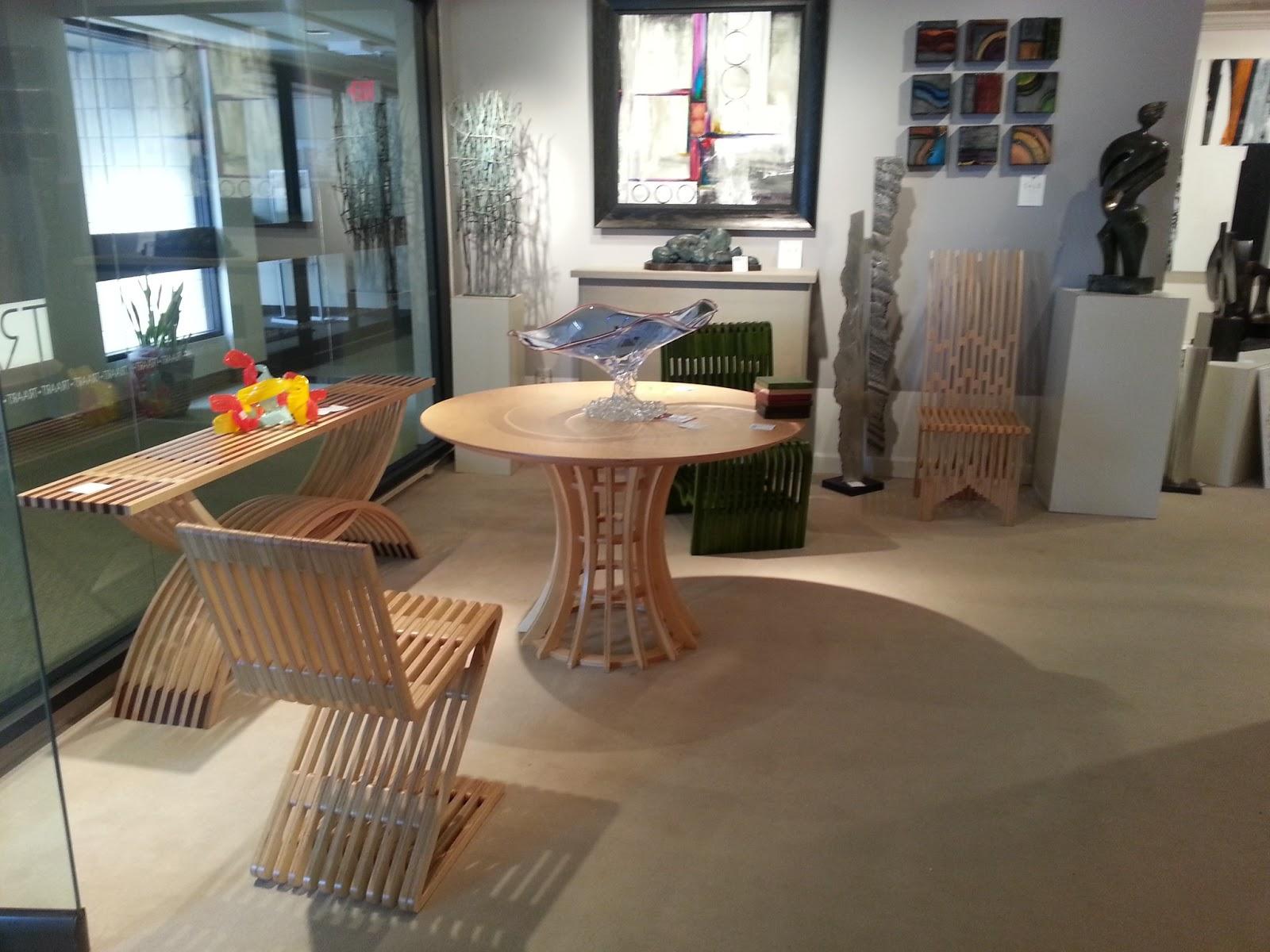 TRA Art Group Showcases Möbel Link Modern Furniture | Möbel Link ...