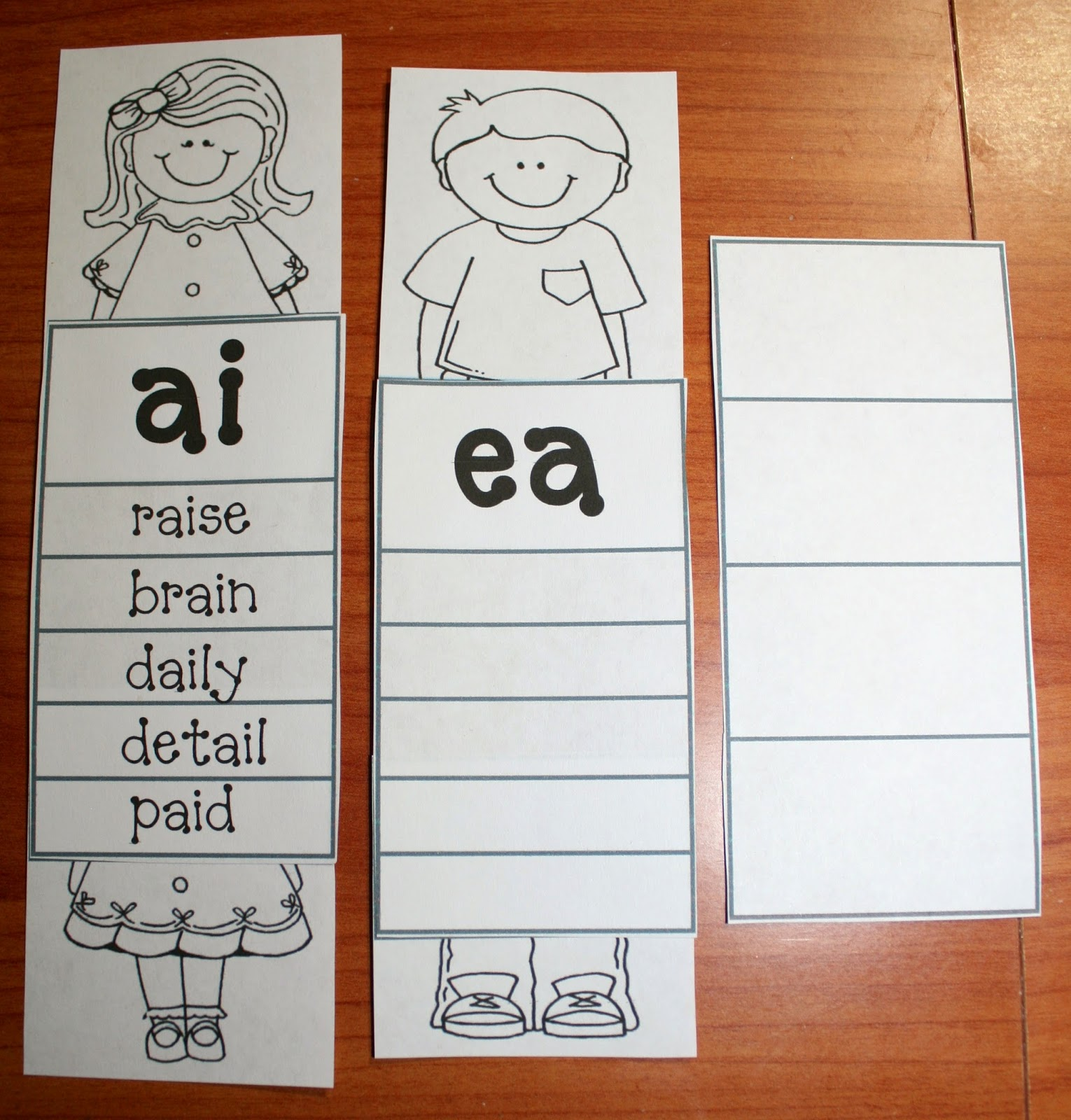 Classroom freebies when 2 vowels go walking packet ive also made an alphabetical list of sample words for four of the most common vowel digraphs that you can use as anchor charts nvjuhfo Choice Image
