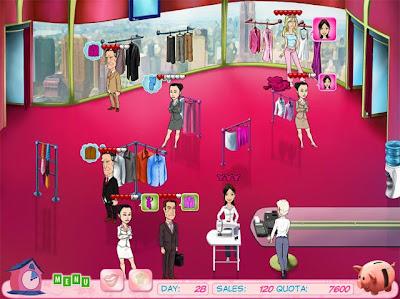 Fashion Boutique Screenshots 2