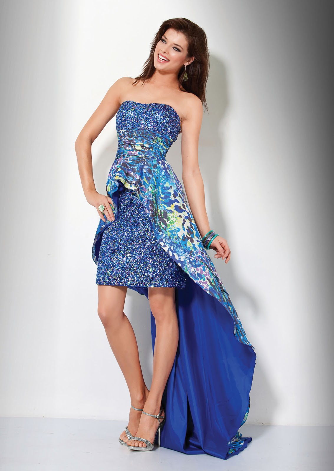 Wonderful Women Best Evening Dress Collection 2013