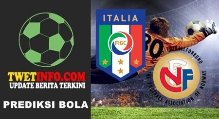 Prediksi Italy vs Norway