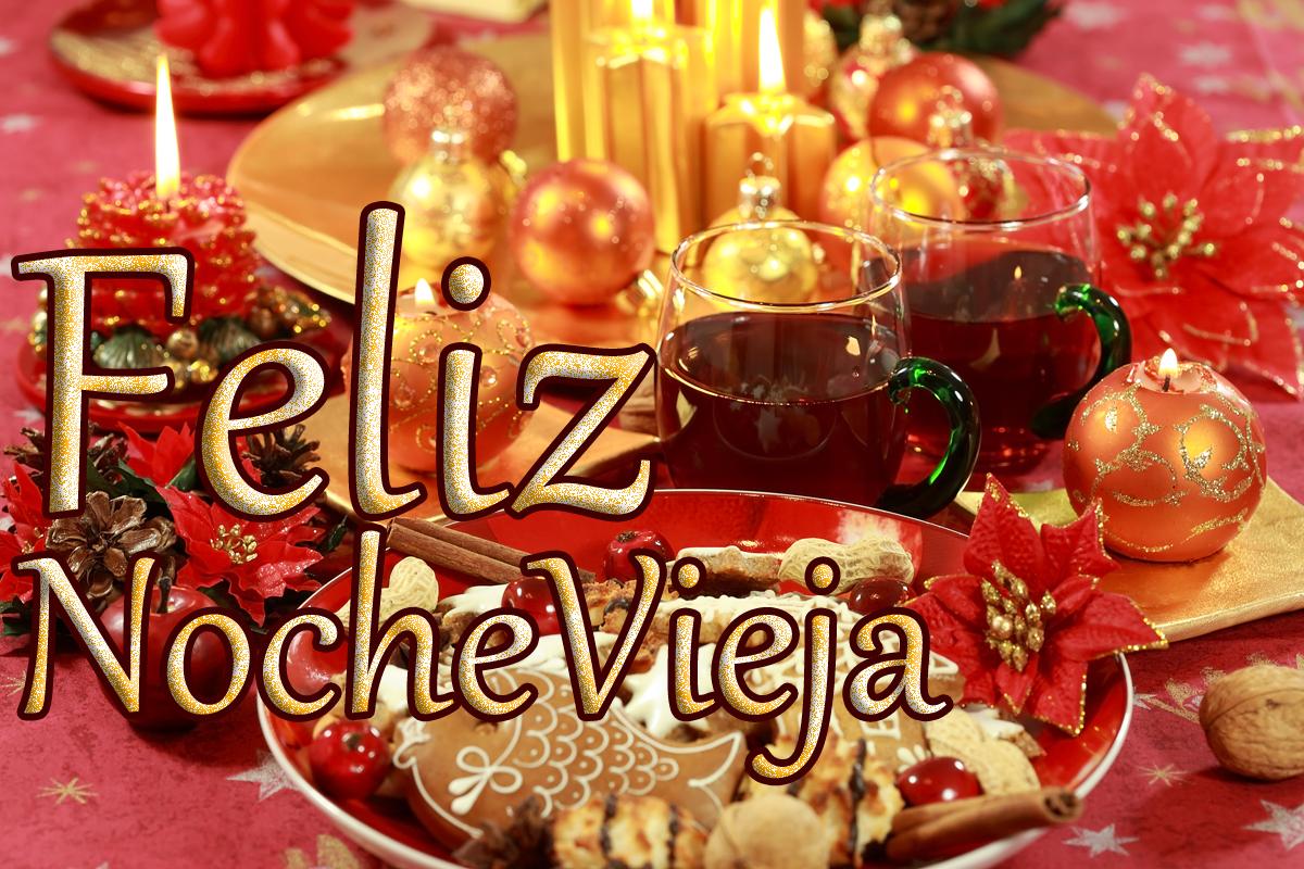 Feliz nochevieja y feliz a o 2014 blumuneando - Cena para noche vieja ...